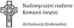 Nadzwyczajni szafarze Komunii świętej Archidiecezji Krakowskiej